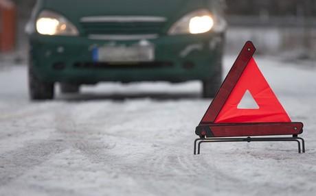 Водитель сбил нетрезвого пешехода