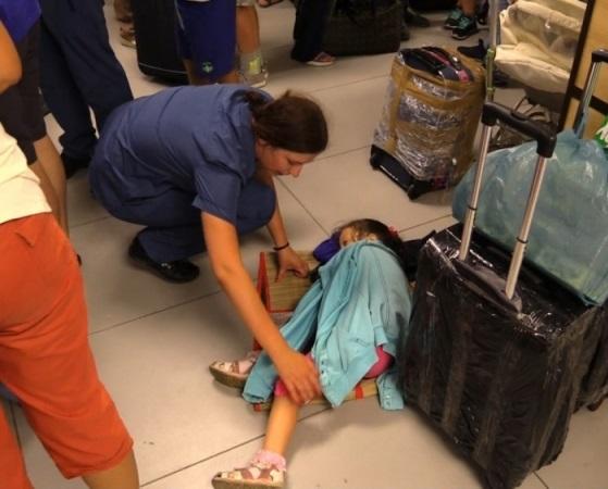 Пассажиры, пострадавшие от банкротства Вим-Авиа