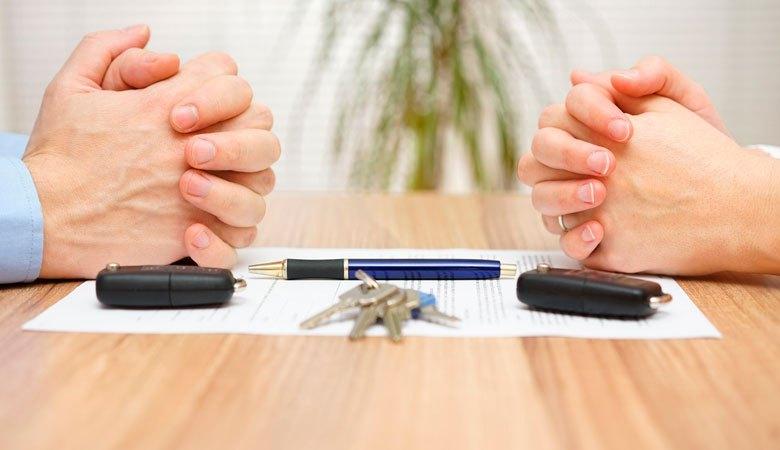 Раздел имущества при разводе