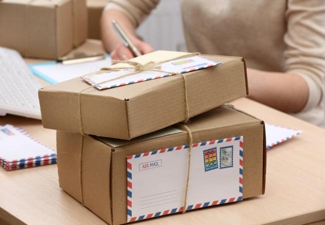 Условия доставки посылок из-за границы
