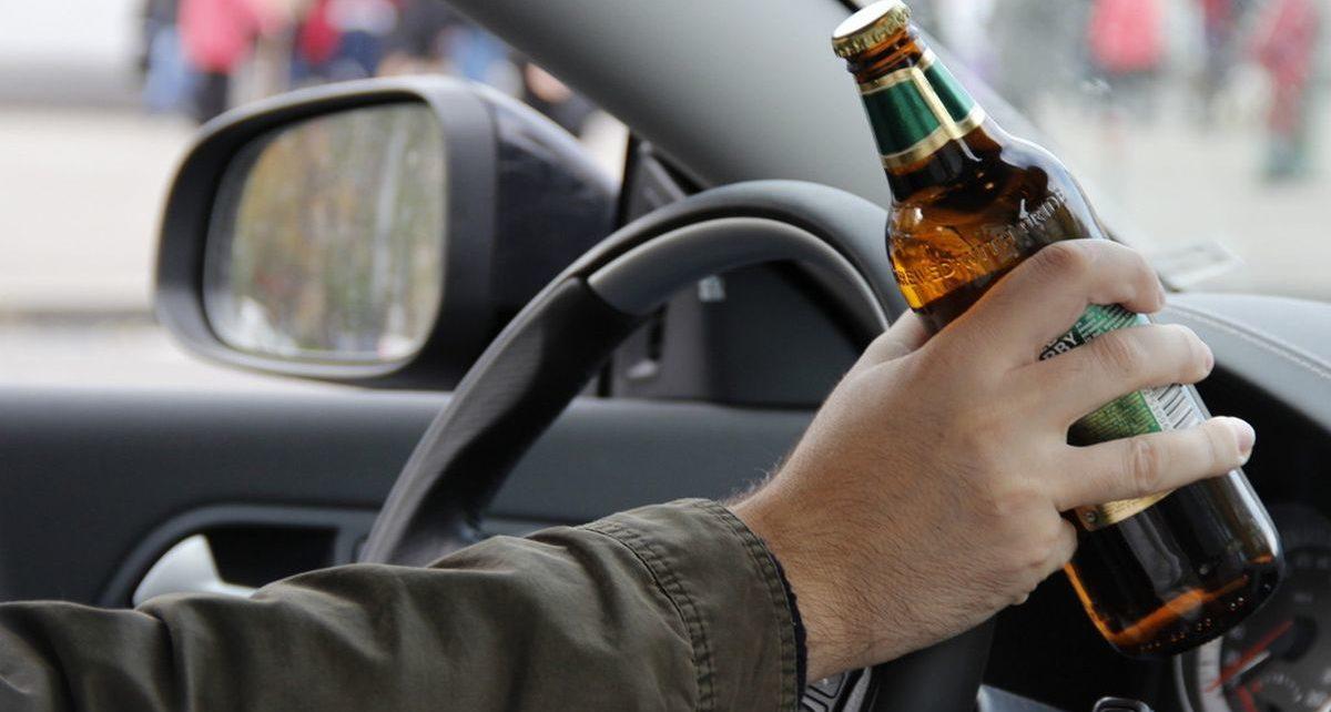 Пьяный водитель скрылся с ДТП