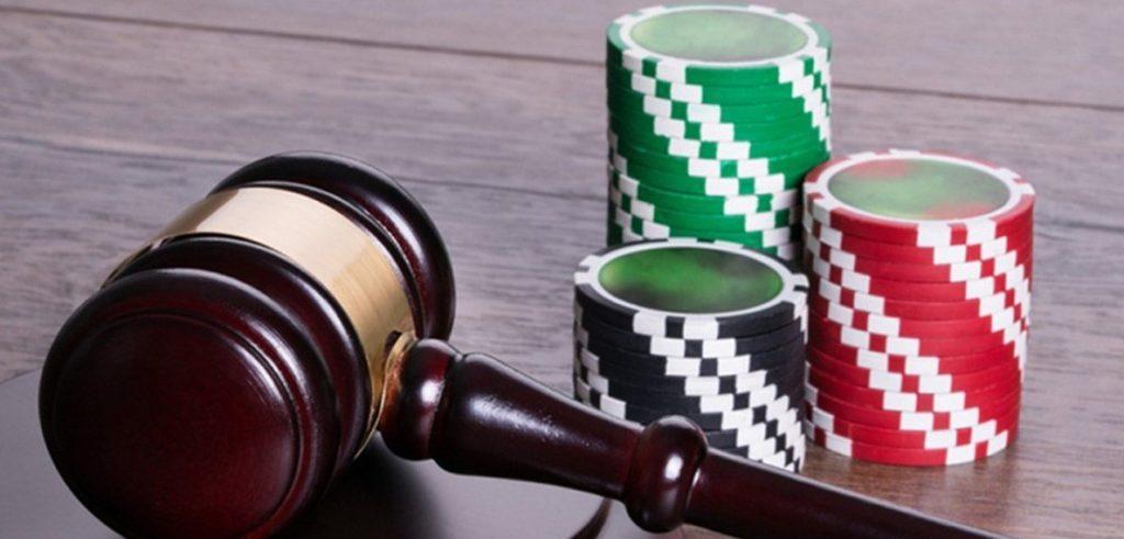 Незаконные организация и проведение азартных игр